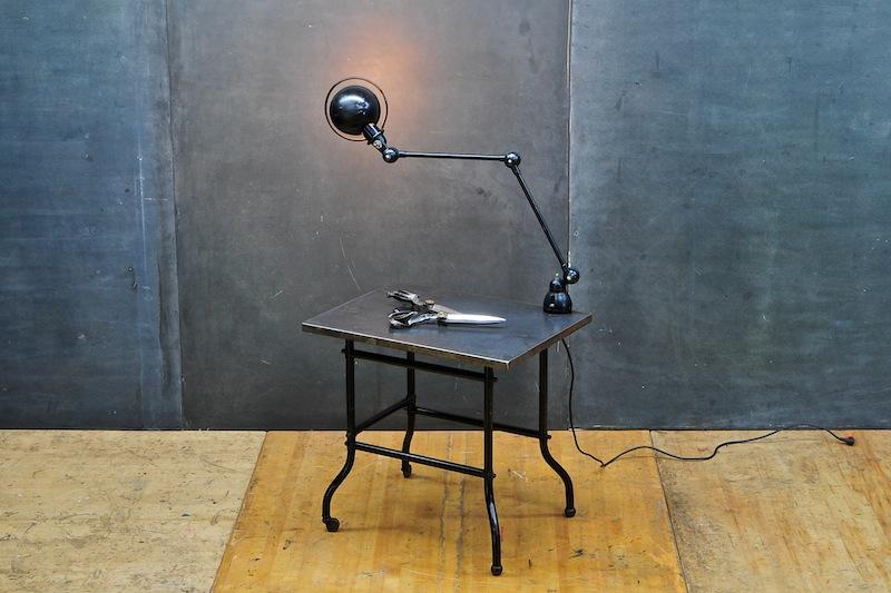 Jielde: lámparas industriales clásicas